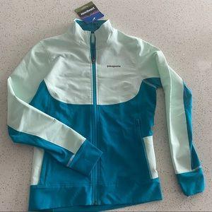 Patagonia running jacket NWT